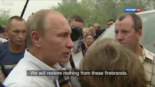 Putin as a Prime Minister of Russia (2008–2012) - Russian Film THE PRESIDENT Ep. 6
