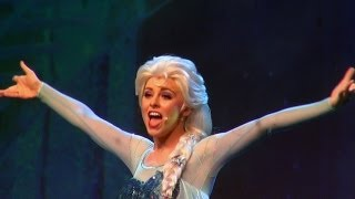 FROZEN SING-ALONG CELEBRATION - For the First Time in Forever - (No Full Songs)