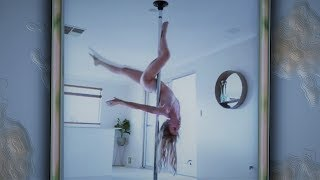 2017 BEST POLE DANCE EXOTIC DANCE HOME FREESTYLE PRACTICE