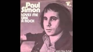 Paul Simon - Loves Me Like A Rock