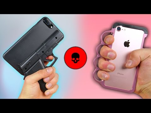 5 Most Dangerous iPhone Cases Ever Some Illegal