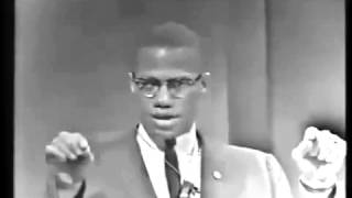 Malcom X - Freedom, Justice and Equality