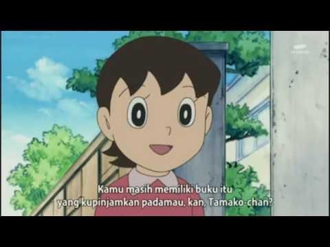 Film Kartun Doraemon: Tamako-san (Ibunya Nobita) Pinjam Buku
