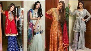 Designer Long Party Wear Trendy,Stylish,Fancy Long Suit,Kurtis,Kurta For women's Trendy India-36
