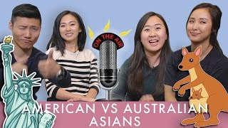 "Asian Australians Try to Understand the Term ""ASIAN AMERICAN"""