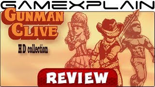 Gunman Clive HD Collection - REVIEW (Nintendo Switch)