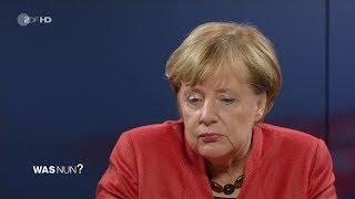 ZDF spezial - Aus für Jamaika - Was nun, Frau Merkel?   20.11.2017