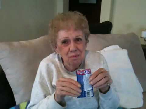 82 year old tryin pop rocks