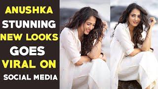 Anushka Shetty Stunning new look photos goes viral on social media | Gup Chup Masthi