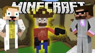 [GEJMR] Minecraft - BuildBattle - Klobouk🤠 a Táboření🌲🔥