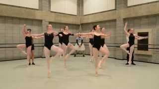 Harlem Shake Ballerina Edition