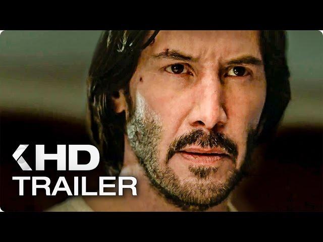 JOHN WICK 2 Trailer 2 (2017)