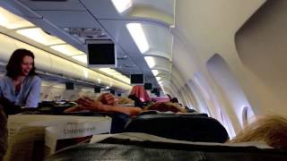 Turkish Airlines | Airbus A320 | TXL-IST | Economy