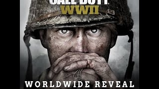COD WWII Reveal April 26th!!!