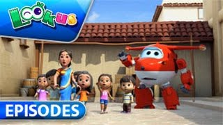 【Official】Super Wings - Episode 37