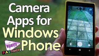 5 Best Camera Apps for Windows Phone || Pastimers
