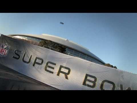 Xxx Mp4 HP Banner Over Super Bowl XLV 3gp Sex