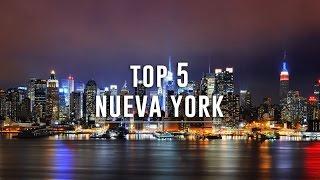 Top 5: Películas en Nueva York.