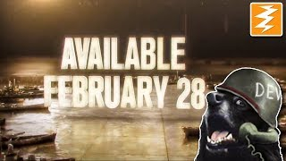 28th of FEBRUARY Is The Release Date For Man The Guns - Hearts of Iron IV