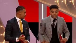 British Soap Awards 2018 Best Onscreen Partnership