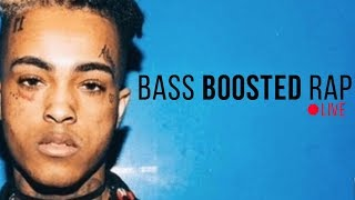 Hard Rap Music | 24/7 Hype Rap & Trap Radio - Bass Boosted