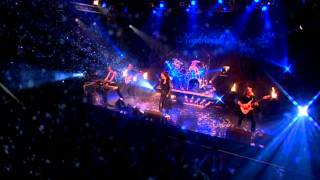 Nightwish (Walking in the Air Live Performance) [HQ]