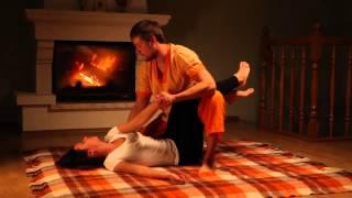 Thai Yoga Massage Part I
