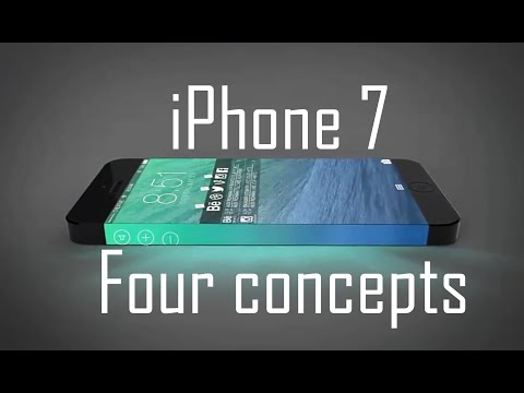 Iphone 7 - Four iConcepts - Choose the best!