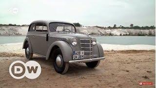 Tarih yazan Opel Kadett - DW Türkçe