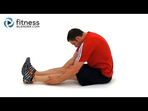 Lower Back Stretching Routine - Stretches for Lower Back Stiffness