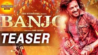 Banjo OFFICIAL Teaser Review | Riteish Deshmukh, Nargis Fakhri | Bollywood Asia