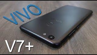 Vivo V7+ review (in Hindi) - Unboxing, features, कीमत है Rs. 21,990? कैसा है?