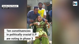 Lok Sabha Elections 2019: Ten seats vote in crucial Uttar Pradesh