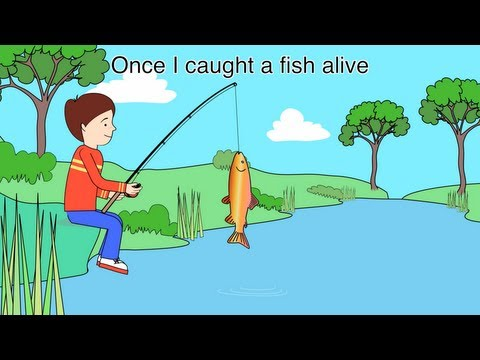 Xxx Mp4 Nursery Rhyme 1 2 3 4 5 Once I Caught A Fish Alive 3gp Sex
