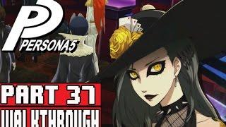 PERSONA 5 Gameplay Walkthrough Part 37 Akechi Recruitment & Shadow Sae Palace Part 1