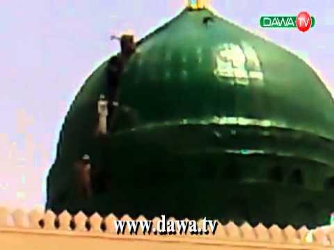 Misteri Kubah Hijau Kuburan Seorang Wahhabi Di Atas Kubah Masjid Nabawi