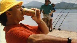 "(MOJO Classics) XXXX Aussie Beer Ad ""Lazy Days"" with Aussie Cricket team - 1984"