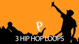 Hip Hop Intro 3 Loops - (Royalty Free)