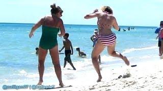 SCARY SNAKE BEACH PRANK! ||716||