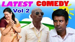 Latest Tamil Comedy Collection | Tamil Comedy Scenes 2017 | Vol 2 | Soori | Rajendran | Urvashi