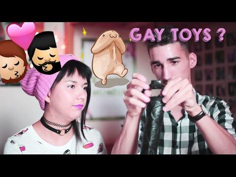 Xxx Mp4 SEXTOYS POUR KÉKETTE Ft Andrew Is Gay D 3gp Sex
