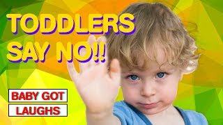 No Way Jose! | LAUGH CHALLENGE HILARIOUS KIDS AND TODDLERS WILL MAKE YOU LOL
