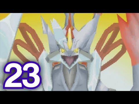 Pokémon Blanc 2 Kyurem Blanc Ép. 23
