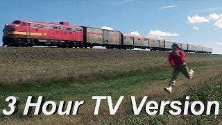 Super Speed. Clark Kent vs Train | Superman
