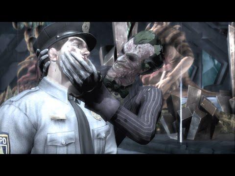 Injustice: Gods Among Us - Sick Arkham Joker