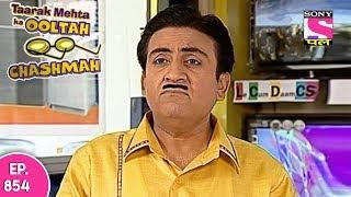 Taarak Mehta Ka Ooltah Chashmah - तारक मेहता - Episode 854 - 25th November, 2017