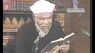 12- تفسير سورة  الأنبياء- الآية ( 96 -- 104) -  الشعراوي