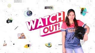 WatchOut - Bila Hafizh Syahrin Pun Ber Sha La La!!
