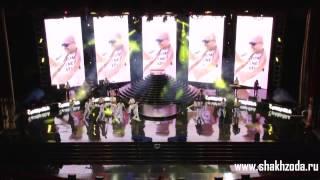 Shahzoda - Moi Zolotoi Live Concert @Tashkent 2013