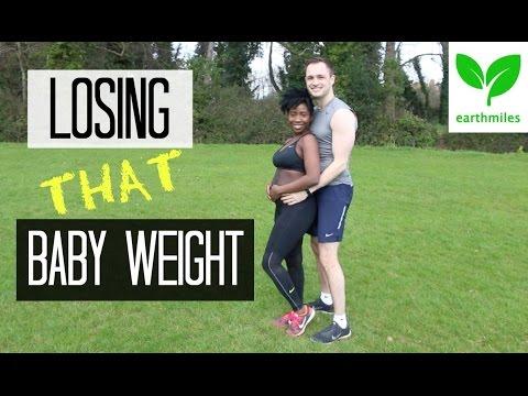 LOSING THAT BABY WEIGHT - MY JOURNEY | AdannaDavid
